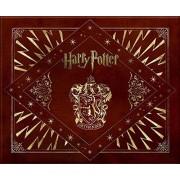 Insight editions Harry Potter set de papeterie deluxe gryffondor