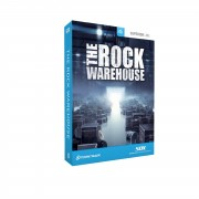 Toontrack - SDX The Rock Warehouse Superior Drummer 2 Library