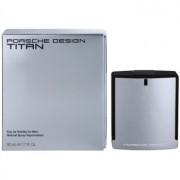 Porsche Design Titan eau de toilette para hombre 50 ml