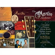 Hal Leonard The Martin Archives Scrapbook