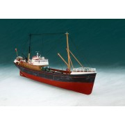 Revell - Northsea Fishing Trawler hajó makett 1:142 (5204)