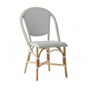 Sika-Design Sofie side chair grey/ white dots, sika-design