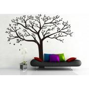 Stickere decorative XXL copacul de familie