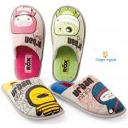 Papuci de casa ROX Bepi