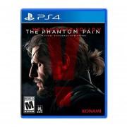 PS4 Juego Metal Gear Solid V: The Phantom Pain Para PlayStation 4
