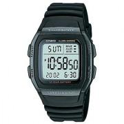 Casio Youth Digital Black Dial Mens Watch - W-96H-1BVDF (D054)