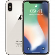 Apple iPhone X 256GB Zilver