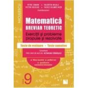 Matematica - Clasa 9 - Breviar teoretic filiera teoretica profilul real mate-info - Petre Simion