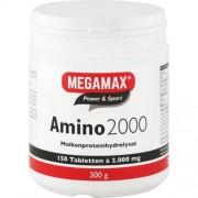 Megamax B.V. AMINO 2000 Megamax Tabletten 150 St