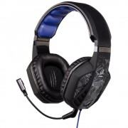 HEADPHONES, HAMA Urage Soundz Gaming, Microphone, Black (113736)