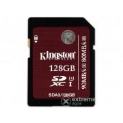 Card memorie Kingston SDXC 128GB UHS-I Class 3