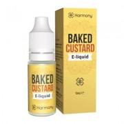 Harmony E-liquide CBD Baked Custard (Harmony)