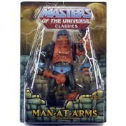 Masters of The Universe Classics Man-at-Arms Heroic Master of Weapons Action Figure