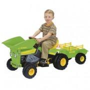 Avigo - Tractor 6V con Remolque
