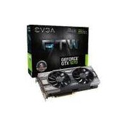 Placa De Video Nvidia Geforce Gtx 1070 Ftw Gaming 8gb Gddr5 256 Bits Acx 3.0 & Rgb Led 08g-p4-6276-k