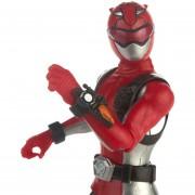 Power Rangers Rojo Hasbro 6 Pulgadas con Accesorios (F)(L)