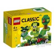 LEGO® Classic 11007 Kreativne zelene kocke