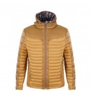 Chaqueta Bewarm Steam-Pro Hoody Jacket Mostaza Lippi