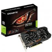 Gigabyte Karta Graficzna Gigabyte GeForce GTX 1050 Windforce OC 2GB GDDR5 128-bit GV-N1050WF2OC-2GD
