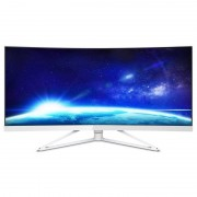 "Philips 349X7FJEW 34"" Quad HD LED Curvo"
