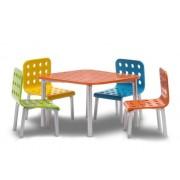 Lundby Stockholm Terrace Furniture Set