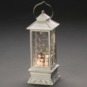 Snowmen LED water lantern