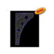 STAR 114 LED (lxh) 1200x2000 mm