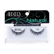 Ardell Natural 172 nalepovací řasy 1 ks odstín Black pro ženy