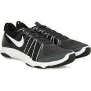 Nike FLEX TRAIN AVER Men Running Shoes For Men(Black, Grey, White)