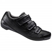Shimano RP2 SPD-SL Cycling Shoes - Black - EUR 38 - Black