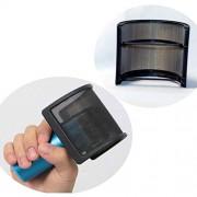 ELECTROPRIME 2019New Dual Layer Recording Studio Microphone Windscreen Pop Filter Mask