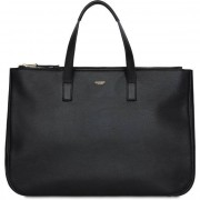 Knomo Mayfair Luxe Handtasche Leder 42 cm blackschwarz