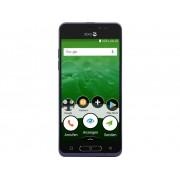 doro 8035 Dual-SIM senioren smartphone 16 GB 5 inch (12.7 cm) Android 7.1 Nougat 5 Mpix Donkerblauw