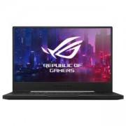 Лаптоп, Asus ROG Zephyrus M GU502GV-ES004T, Intel Core i7-9750H 2.6GHz, 15.6 инча, 90NR02E2-M01340