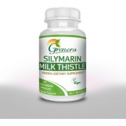 Silymarin Milk Thistle Capsules-90 Capsules/Bottle
