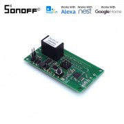 Sonoff SV - releu cu control Wi-Fi low voltage 5-24V