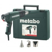 Metabo Pistolet à air chaud 2300 watts HE 23-650 Control