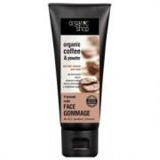 Gomaj facial delicat Cafea si pulbere de cacao