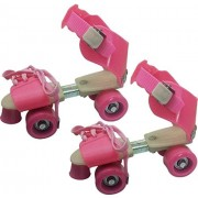 TFPS Roller Skates for Kids Age Group 5-12 Years Adjustable Inline Skating Shoes