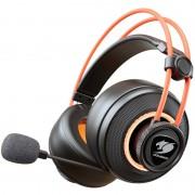 HEADPHONES, COUGAR Immersa Pro Ti, Customizable RGB Lighting, 7.1, Gaming, Microphone, Black (CG3H700U50T0001)