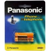 Panasonic 2x AAA 1.2V 830Mah Rechargeable Battery for Cordless Phone Hhr-83AAAB