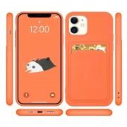 Capa Bolsa FORCELL Carbono para Samsung Galaxy S8 Plus / Edge