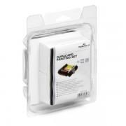 Durable Originale 891300 Nastro nero Multipack (100 pz.) - sostituito 891300 Nastro trasferimento termico