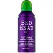 TIGI Bed Head Foxy Curls espuma para definição da ondulação 250 ml