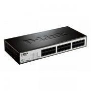 D-Link 24 10/100 Desktop Switch, DES-1024D/E DES-1024D/E