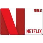 Netflix 15 Euro Guthaben