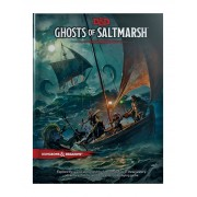 Wizards of the Coast Dungeons & Dragons RPG Adventure Ghosts of Saltmarsh english