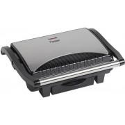 Sandwich Maker Bestron ASW113S, Grill, 1000W (Inox)
