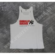 Gorilla Wear Classic tank top fehér