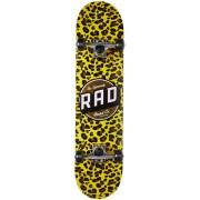 RAD Skateboards Skateboard Complet RAD Dude Crew (Leopard)